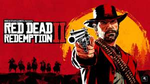 Preorder Red Dead Redemption 2 w Tureckim PS Store