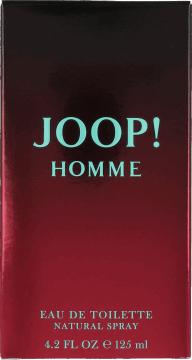 Joop!, Homme, woda toaletowa dla mężczyzn, 125 ml - Rossmann online