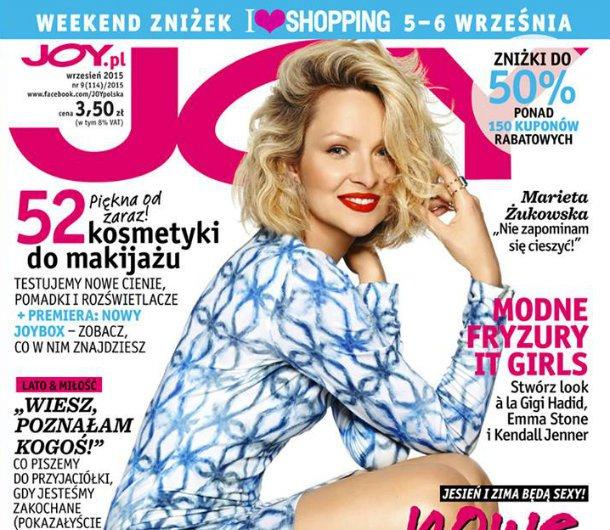 150 kuponów rabatowych na zakupy (do 50% taniej) @ Joy/Cosmopolitan/Hot Moda