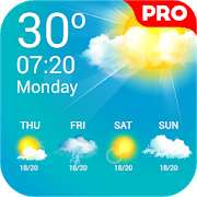 Weather Live Pro @GooglePlay