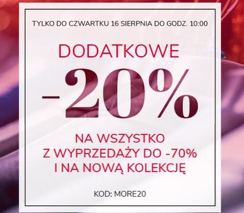 Vistula Dodatkowe -20%
