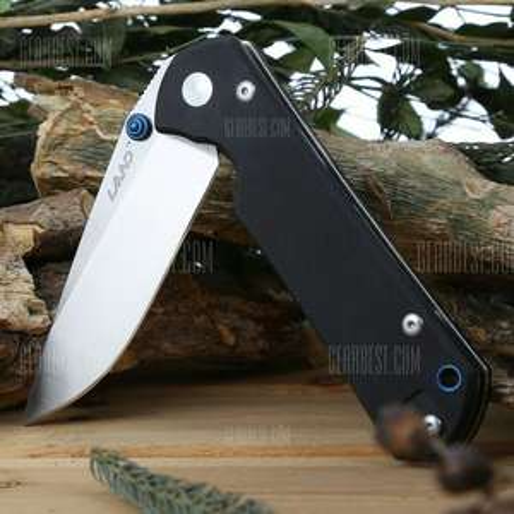 Nóż Sanrenmu LAND 910 Plus @Gearbest (możliwe 40 zł)