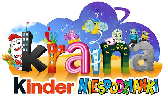 Zwierciadło Marzeń - Kraina Kinder Niespodzianki - darmowy spektakl muzyczny z imprezami towarzyszącymi dla najmłodszych
