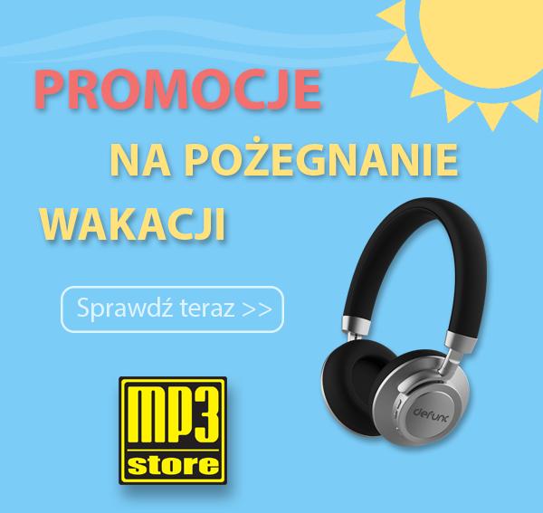Promocje w MP3store