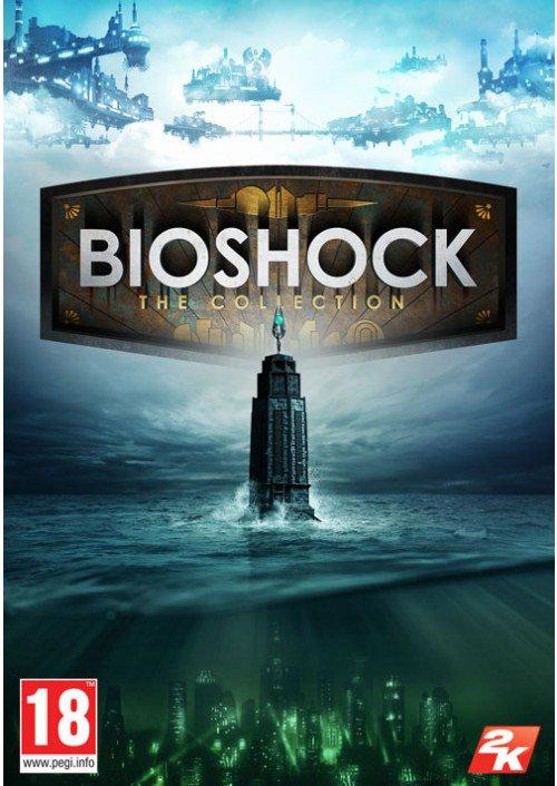 BioShock: The Collection za 41 zł PC @CDkeys