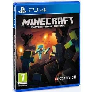 Minecraft na PS4 za 19,99 @ Agito