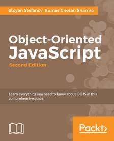 Darmowa książka Object-Oriented JavaScript - Second Edition