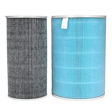 Niebieski lub fioletowy filtr do Xiaomi Air Purifier (24.99$)