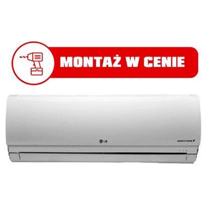 Klimatyzacja lg wraz z montażem w cenie -Obi Rzeszów.