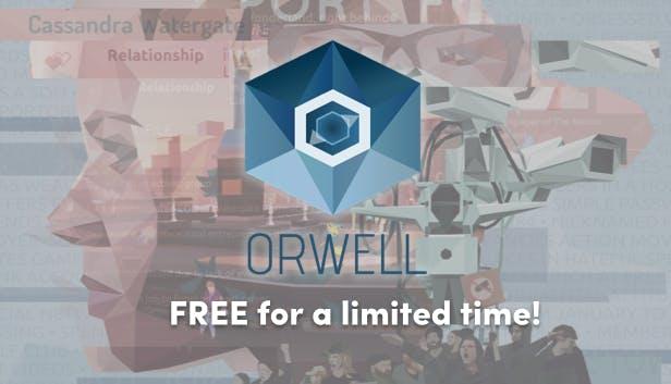 Orwell: Keeping an Eye On You za friko (STEAM)