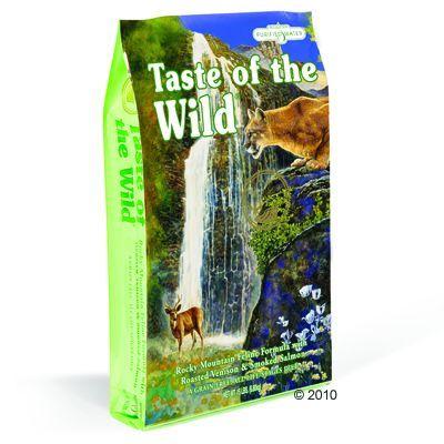 Karma premium dla kota Taste of the Wild Rocky Mountain Feline 7kg @ZooPlus
