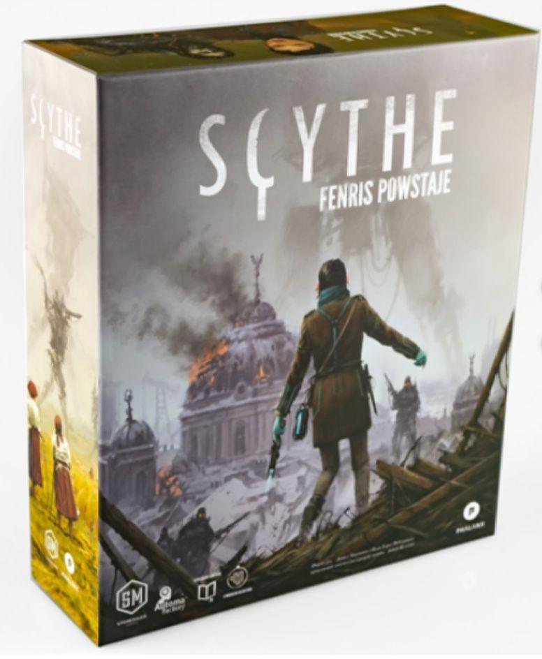 """Gra planszowa: """"Scythe: Fenris powstaje"""" przedsprzedaż"""