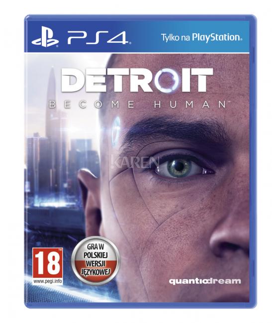 Detroit Become Human (PS4) Rewelacyjna cena!