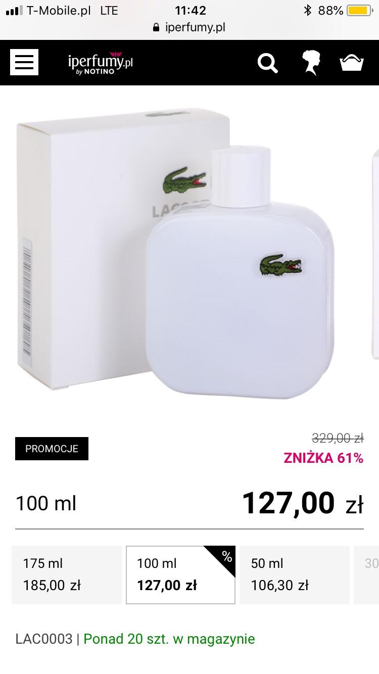 Perfumy w dobrych cenach