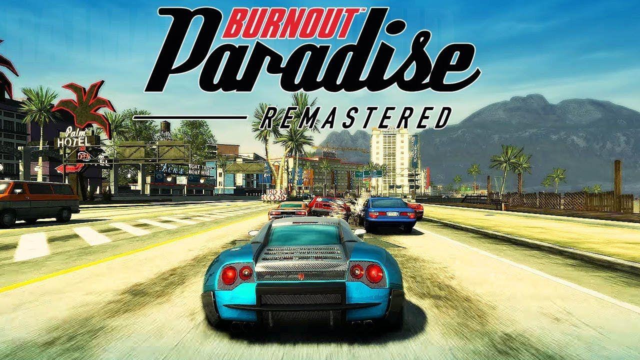 Burnout Paradise Remastered PC na Origin dla posiadających wersję oryginalną