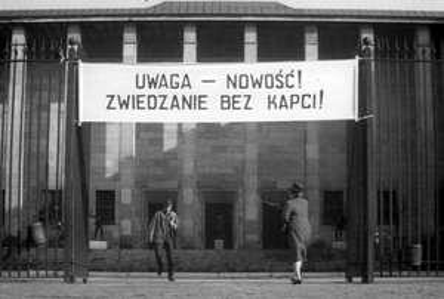Muzeum Narodowe w Warszawie - bezpłatne zwiedzanie galerii stałych