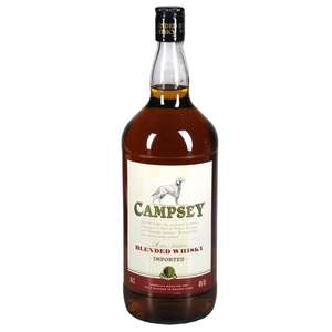 Whisky CAMPSEY 1,5l / Auchan