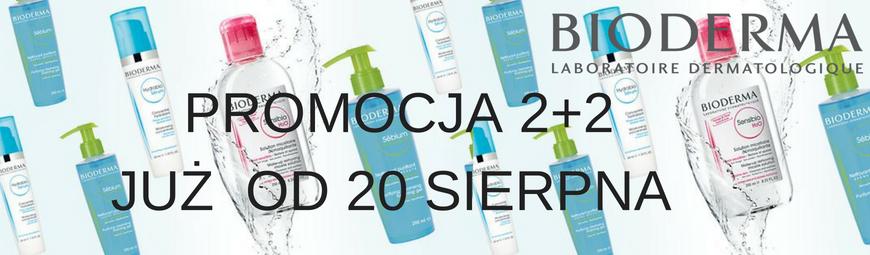 Aptekamanada.pl - Bioderma 2+2 promocja