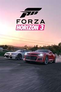 Samochód do Forza Horizon 3 Duracell GTA Spano (xbox)