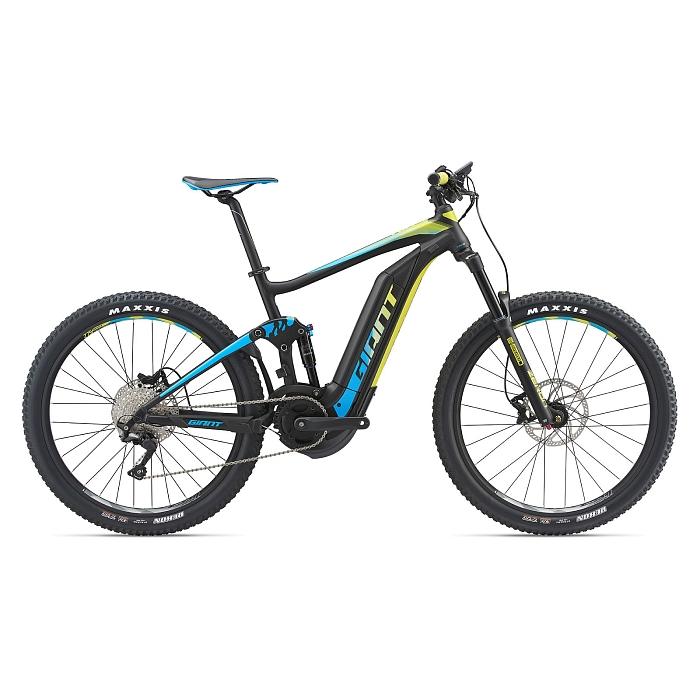 Rower  elektryczny full : Giant 18 Full - E+3