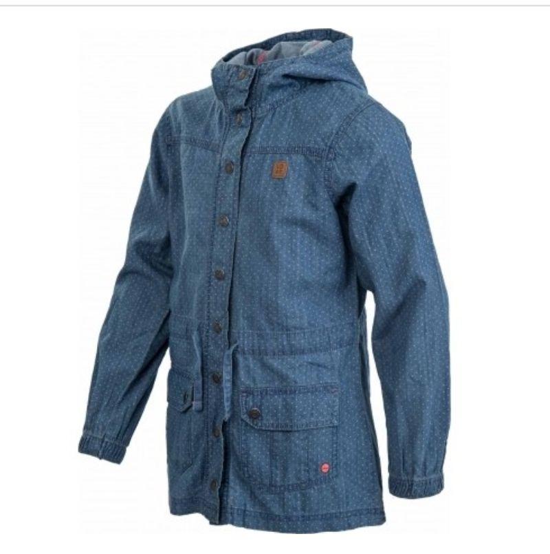 Dziecięcy płaszcz 100% bawełna