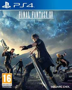 Final Fantasy XV PS4 Nowa