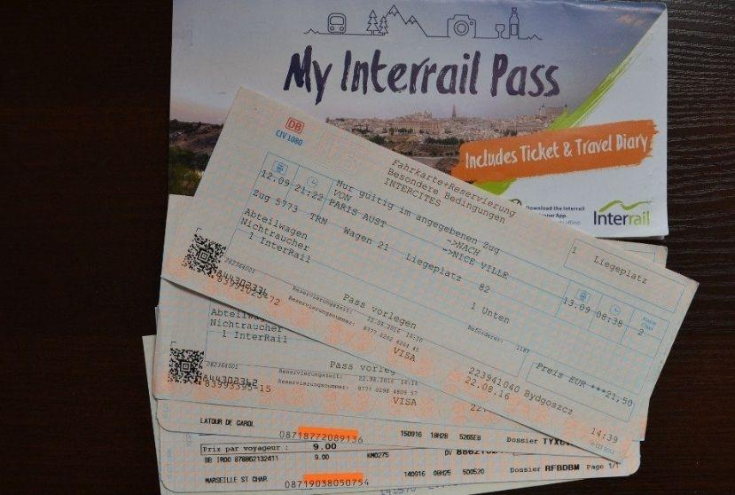 Darmowe Bilety kolejowe  z UE na rok 2018 dla 18 latków