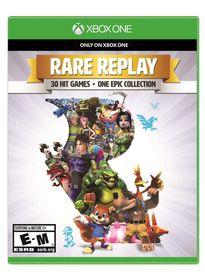 Rare Replay - zestaw 30 kultowych gier m.in. Viva Piniata, Conker, Banjo Kazooie, Perfect Dark i inne (Xbox One) za 69,99zł @ Empik