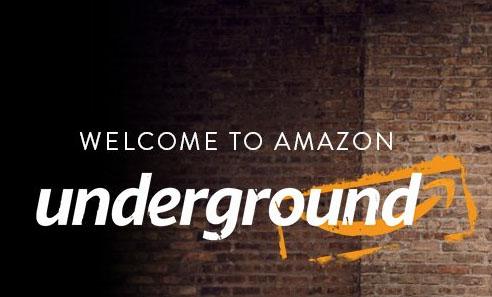 Aplikacja Amazon Underground (Android) - darmowe gry, aplikację i dodatki o wartości ponad 10000 dolarów! @ Amazon