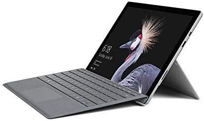 """Microsoft Surface Pro 12,3"""" +Surface Pro Type Cover Kobaltova(Intel Core i5, 128 GB SSD, 8 GB RAM, Win 10 Pro"""
