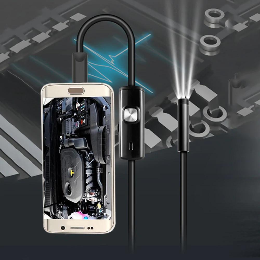 Endoskop 3.5mm do Androida za $3.59 ~13zł z kodem DL6YSALE2
