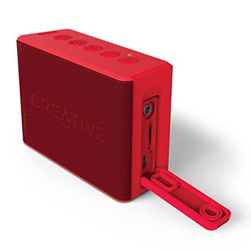 Creative Muvo 2C głośnik przenośny czerwony @amazon.es