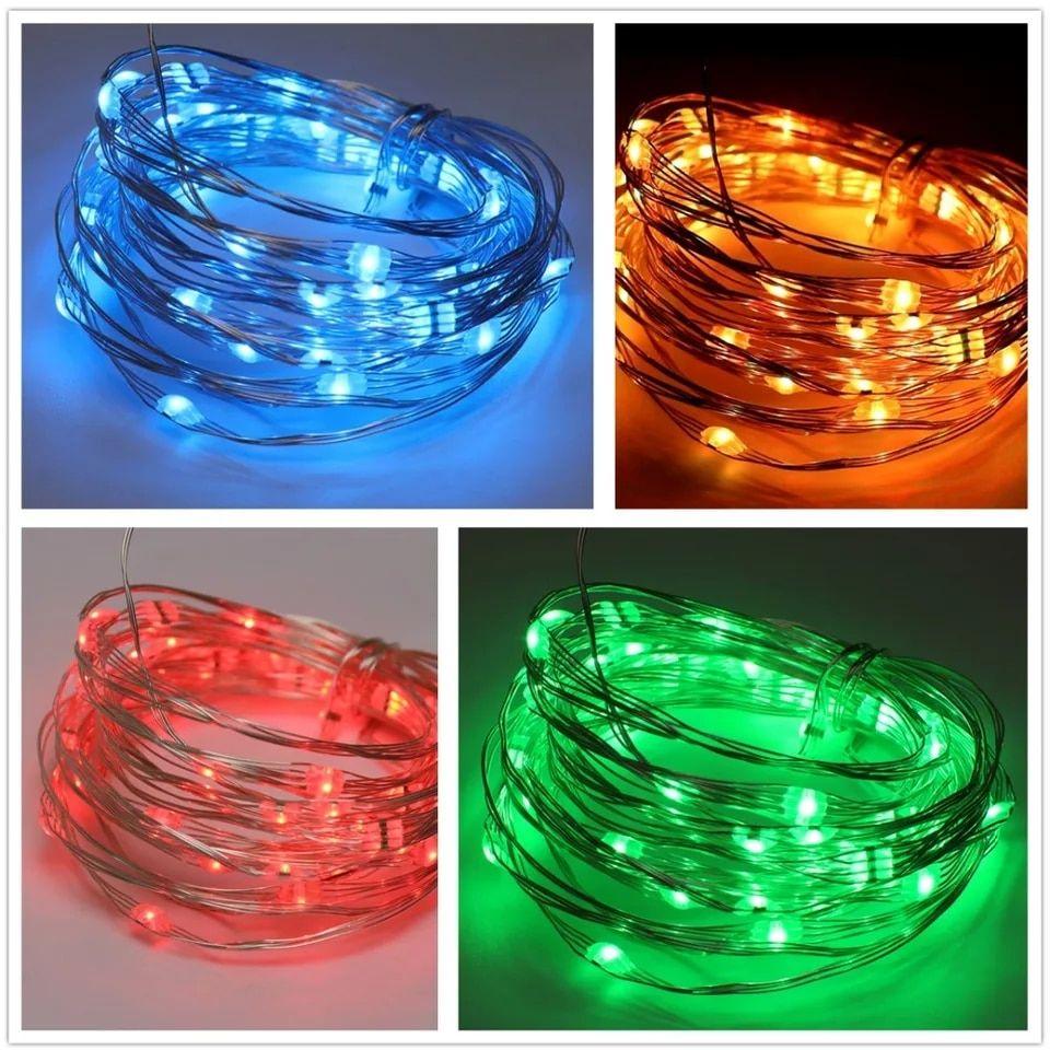 Taśma LED RGB 5m