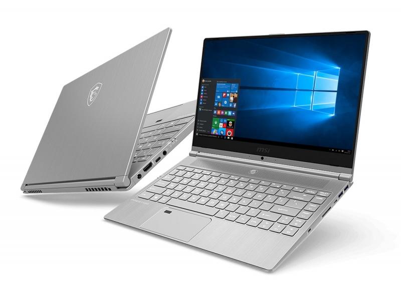 "laptop MSI PS42 ultrabook 14"" @ x-kom"