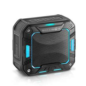 BlitzWolf® BW-F2 IP65 Water Resistant 2000mAh Outdooors Wireless Bluetooth Speaker