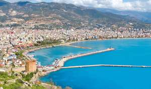 Turcja, Alanya, 5*, Ultra All Inclusive 7dni 03.10 WAW