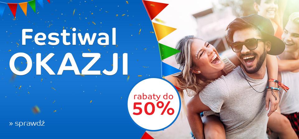 FESTIWAL OKAZJI W EMAG.PL Rabaty do 50%