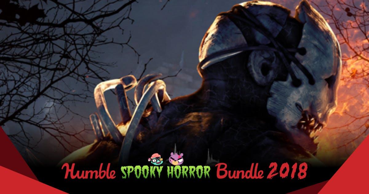 Humble Spooky Horror Bundle 2018 od 1$