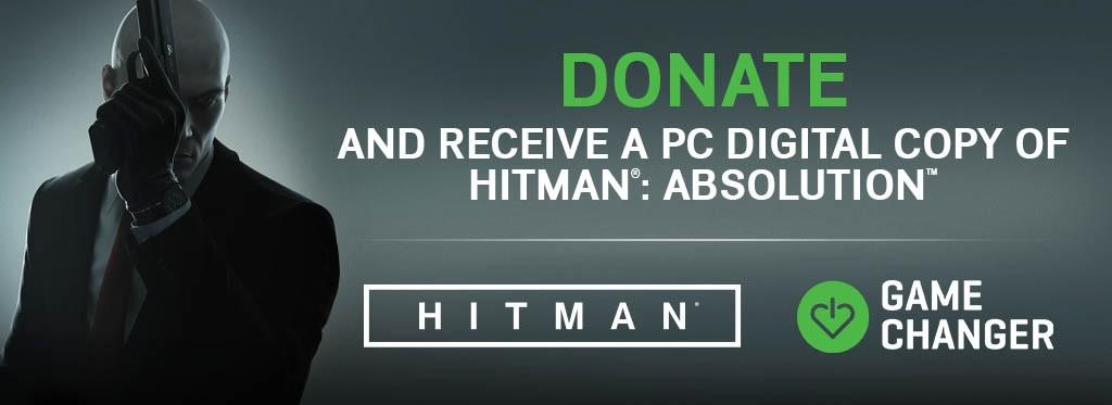 Hitman: Absolution (PC, Steam) za 1$ (około 3,75zł) w AKCJI CHARYTATYWNEJ @ Game Changer