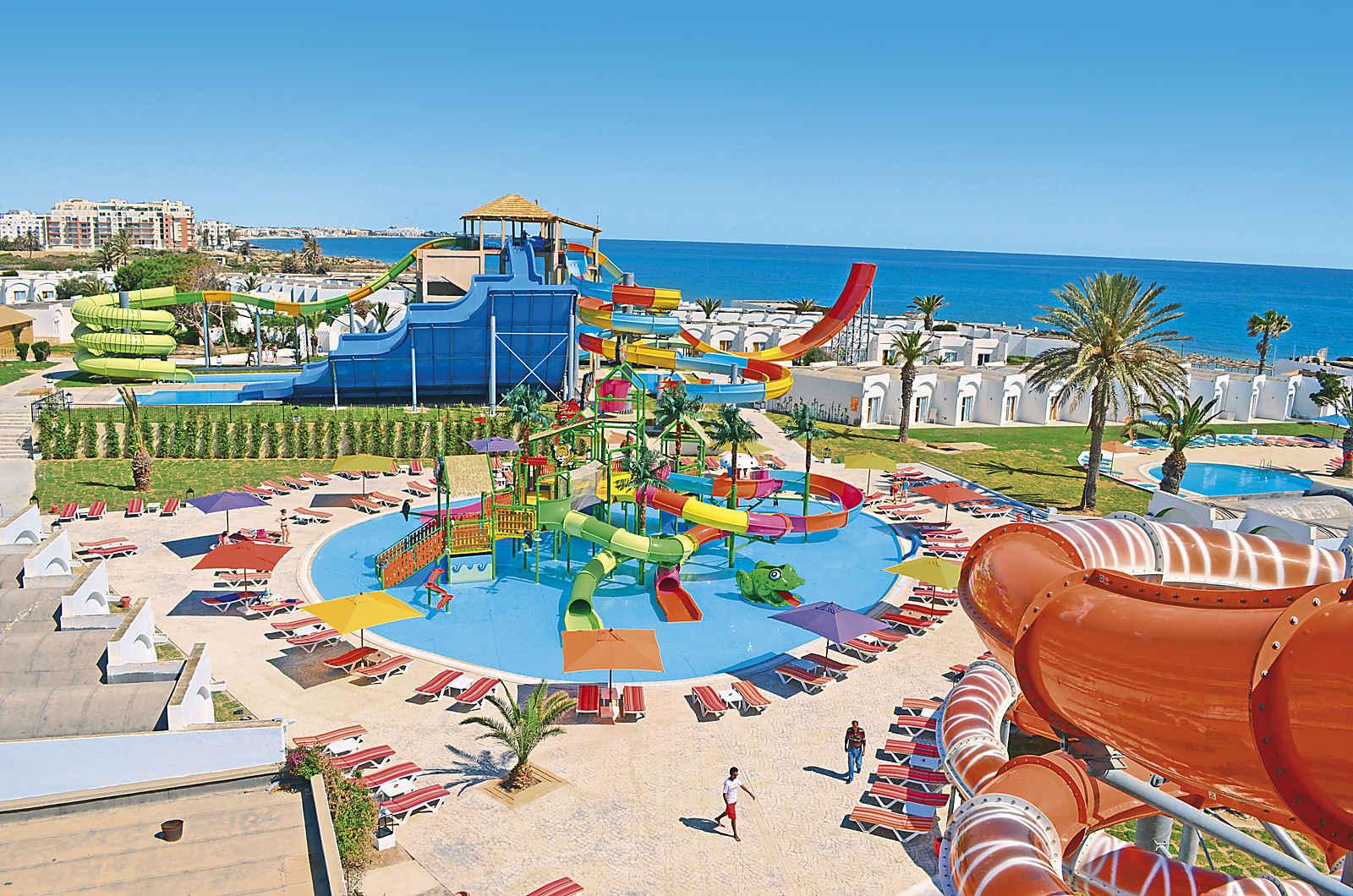14-dniowe all inclusive w 4* hotelu z Aquaparkiem w Tunezji 23.08 GDN/WAW/WRO/KTW