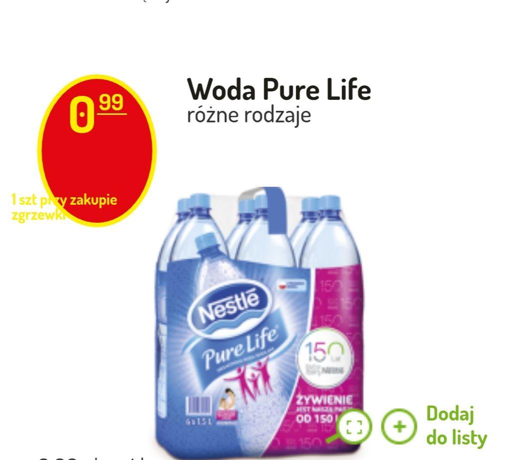 Woda Nestle Pure Life 6x1.5L