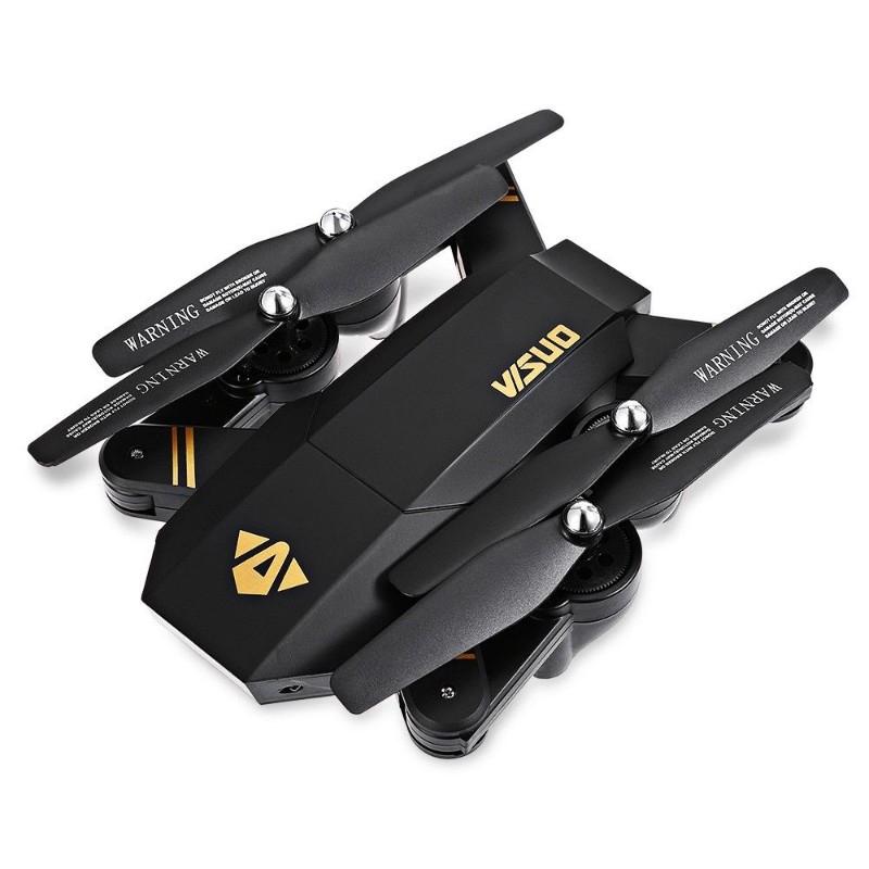 Dron VISUO XS809HW z kamerą 0.3MP