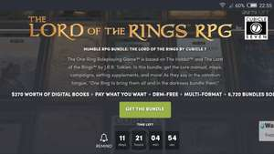 The Lord of the Rings RPG PDF