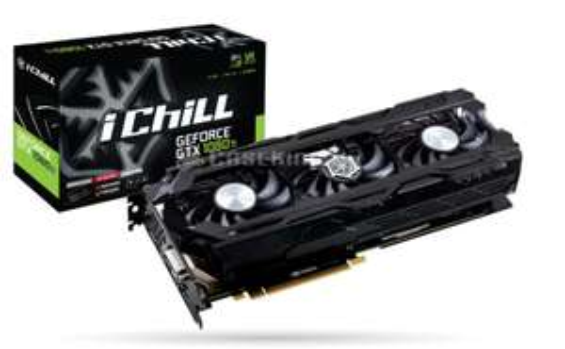 Karta graficzna INNO3D GeForce GTX 1080 Ti iChill X3 Ultra, 11G
