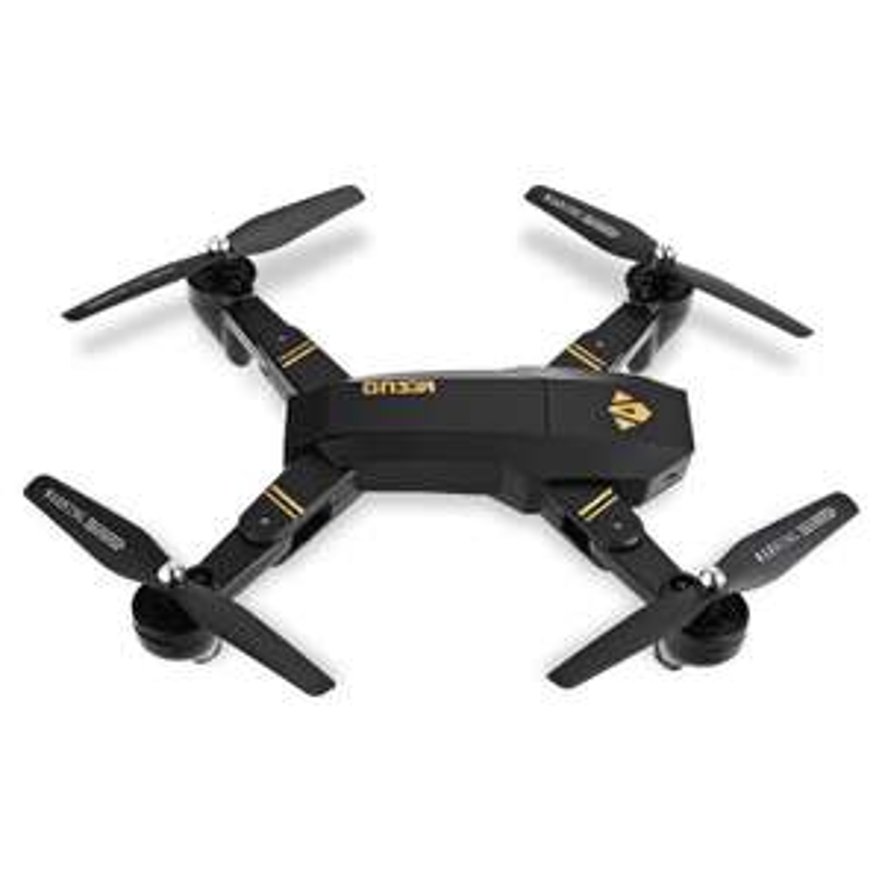 Dron VISUO XS809HW Wifi FPV 0.3MP (~20$ przy dwóch sztukach)