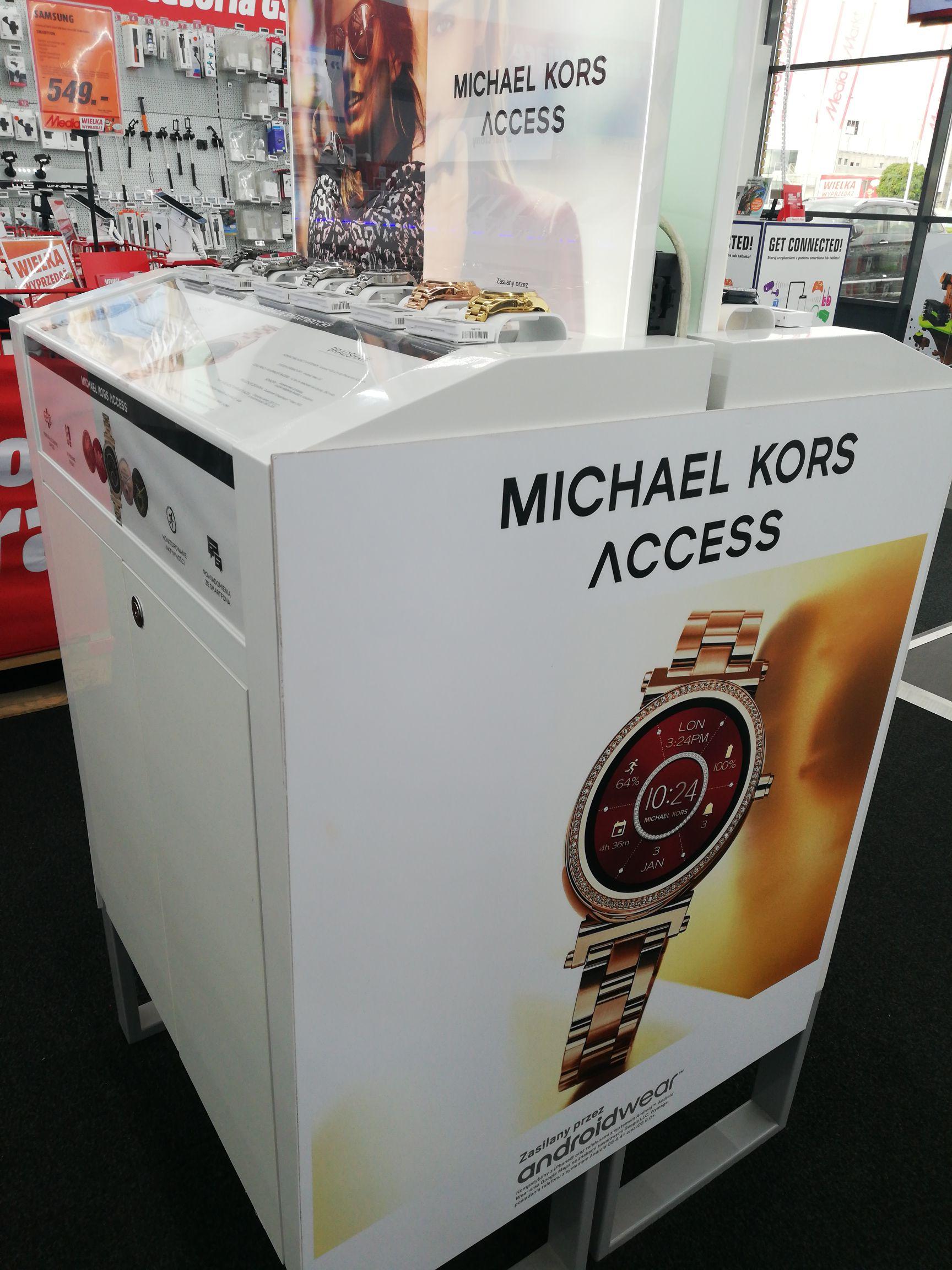 Smartwatche FOSSIL/MICHAEL KORS/DIESEL ON/ARMANI
