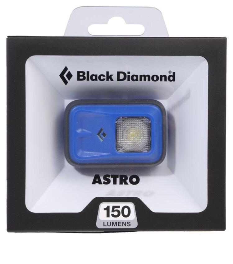 Latarka czołowa Black Diamont Astro