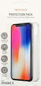 Iphone X protection pack