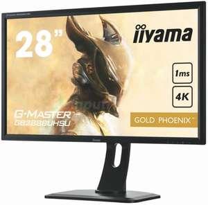 Monitor - IIyama G-Master GB2888UHSU Gold Phoenix
