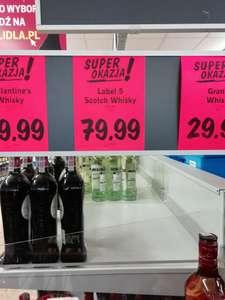 Label 5 1,5 litra Lidl